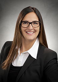 Photo of Lisa Broda, PhD